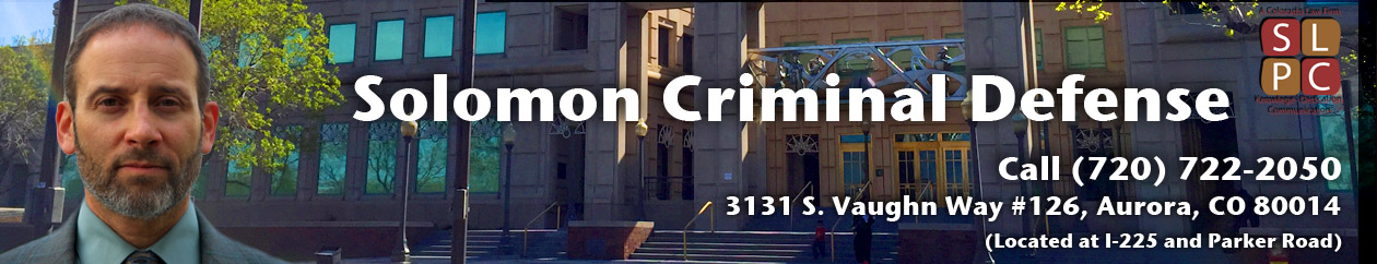 Solomon Criminal Defense